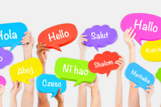 lingua straniera